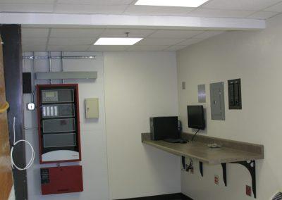 Commercial Portfolio - Carilion Fire Command Center - 03