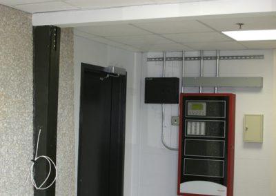 Commercial Portfolio - Carilion Fire Command Center - 04