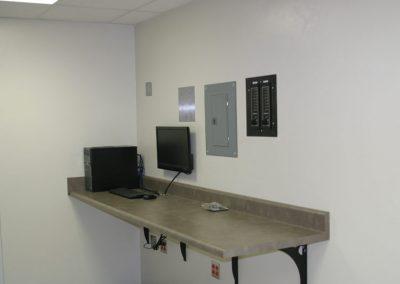 Commercial Portfolio - Carilion Fire Command Center - 08