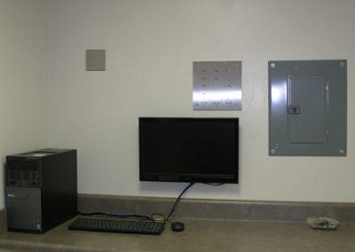 Commercial Portfolio - Carilion Fire Command Center - 10