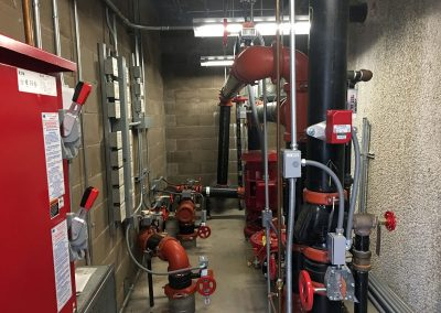 Commercial Portfolio - Carilion Fire Pump Building - 04