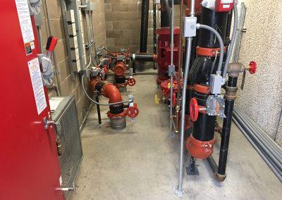 Commercial Portfolio - Carilion Fire Pump Building - 05