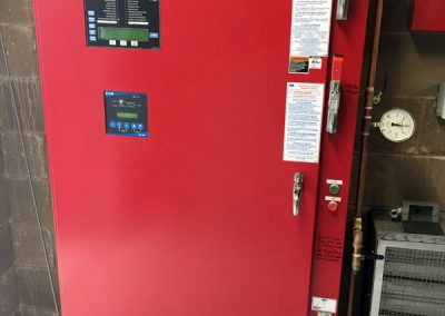 Commercial Portfolio - Carilion Fire Pump Building - 09