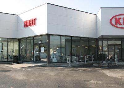 Commercial Portfolio - Hart Motor Remodel - 09