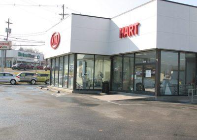 Commercial Portfolio - Hart Motor Remodel - 10