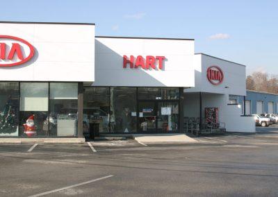 Commercial Portfolio - Hart Motor Remodel - 11